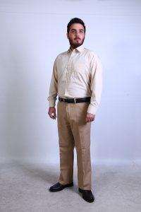 پیراهن تک جیب