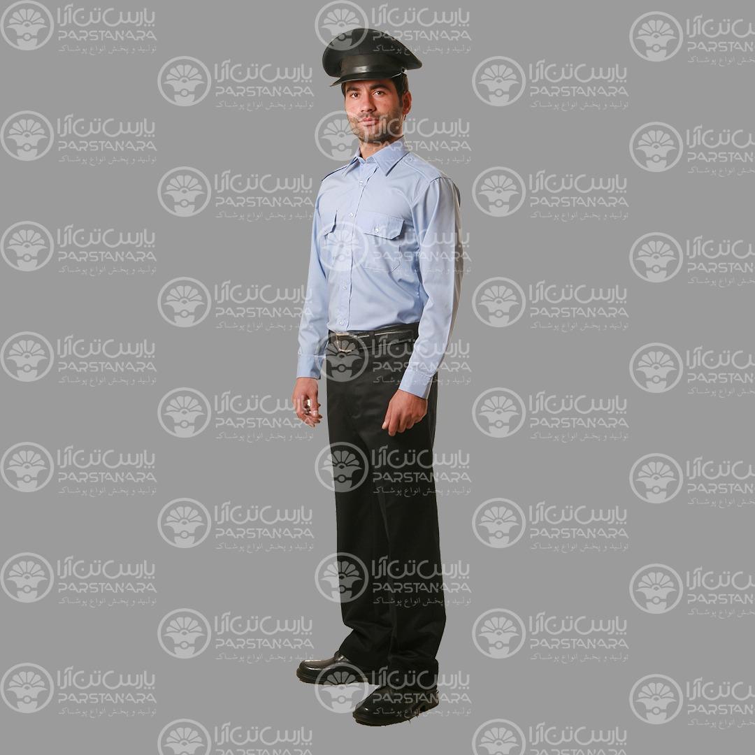 پیراهن دو جیب درب دار پاگن دار