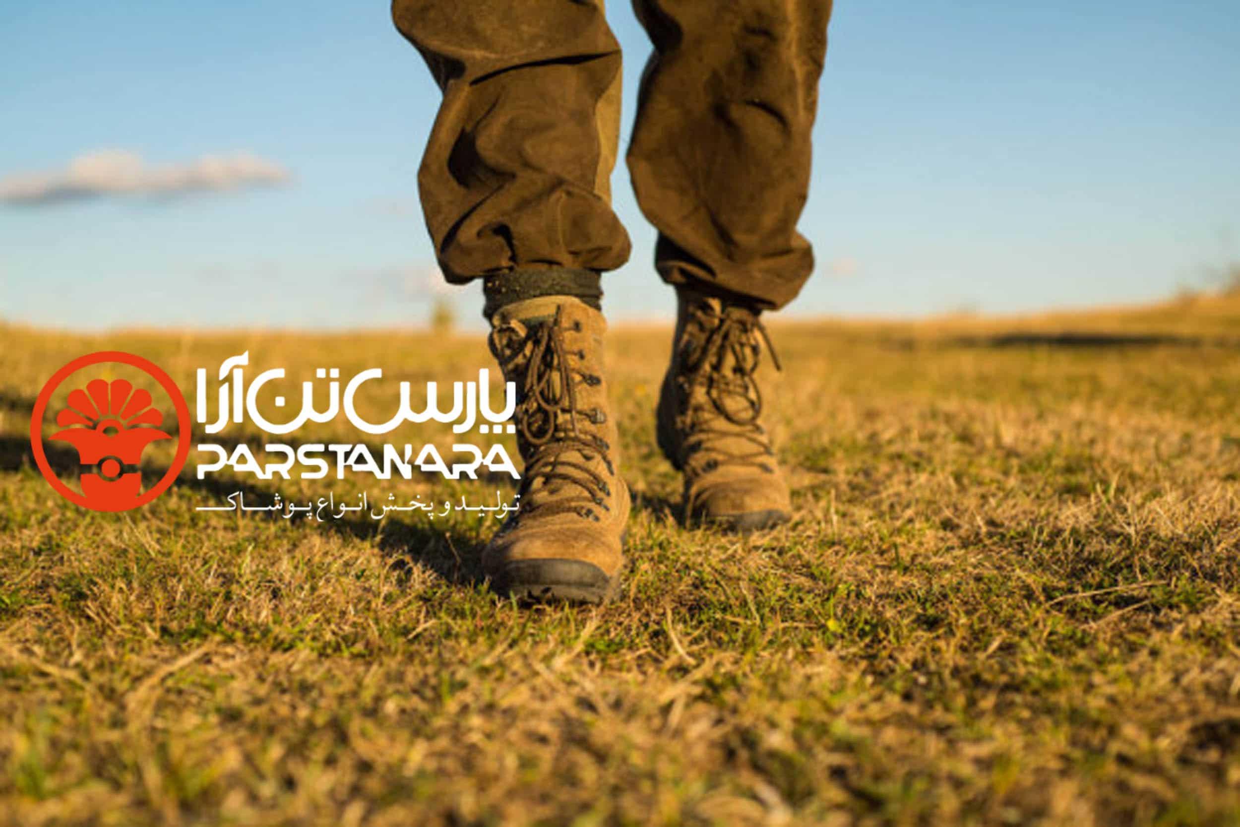 کفش نظامی چیست و چه ویژگیهایی دارد؟