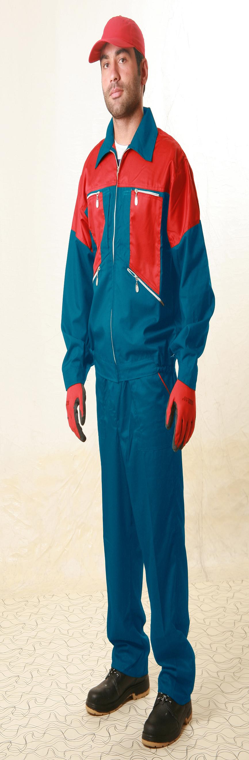 لباس کار ۲ تکه ( مدل سورن)