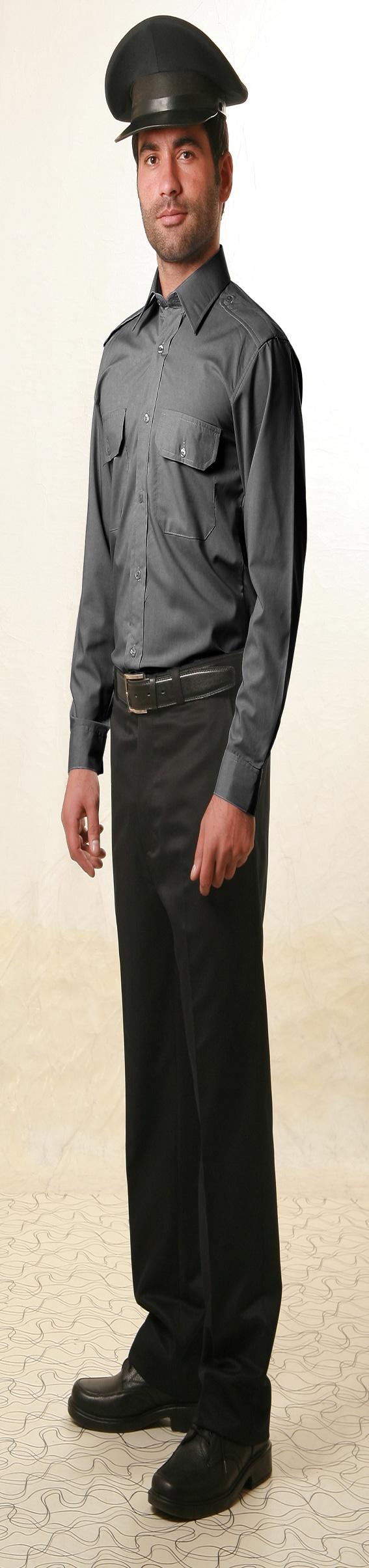 پیراهن شلوار فرم نگهبانی