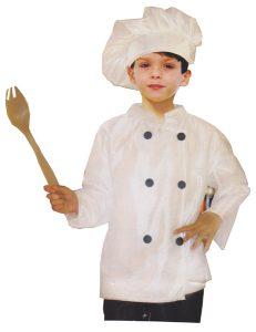لباس آشپزی
